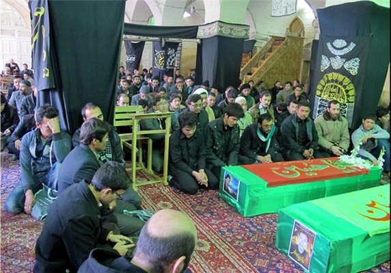 کشته شدن ده تن از سپاه پاسداران ومزدوران افغانی درحلب