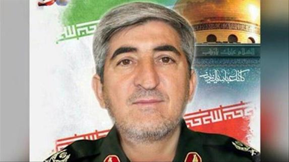 یک عضو بلندپایه سپاه پاسداران ایران در استان حماه سوریه کشته شد