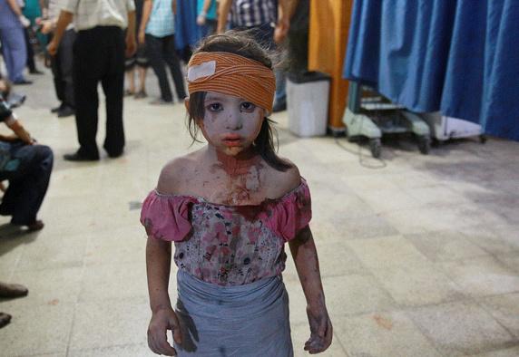 دیده بان حقوق بشر:جنگنده های روسی دهها بیمارستان را در سوریه بمباران کرده اند