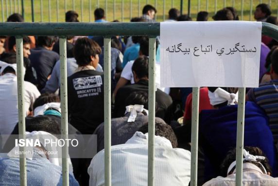 وزارت مهاجرین افغانستان: نمایش مهاجران افغان در قفس توسط رژیم ایران را محکوم می کنیم