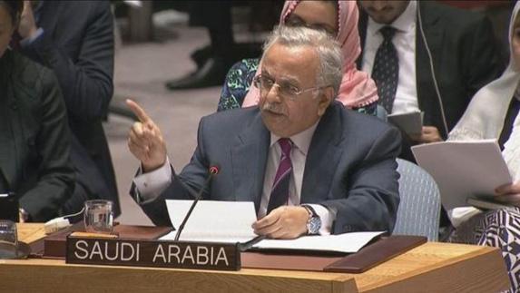 سعودی به شورای امنیت: باید با ایران به خاطر نقض قطعنامه 2216 برخورد شود