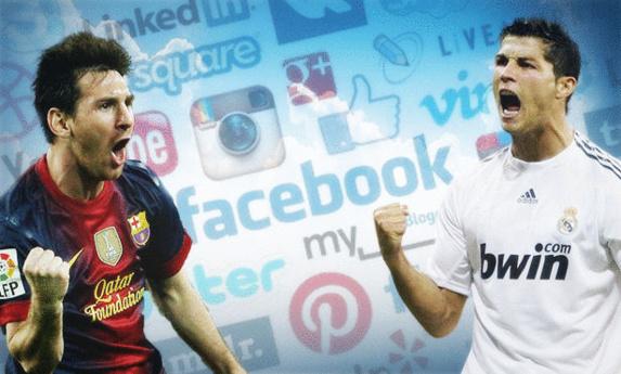 محبوبترین ورزشکار دنیا در شبکههای اجتماعی