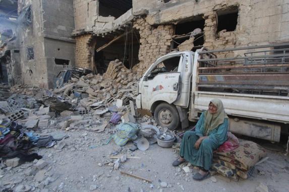 اپوزیسیون سوریه: آمریکا چرا حزبالله را در سوریه هدف قرار نمیدهد