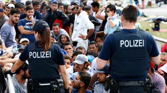 ۶۰ درصد آلمانیها خواهان محدودیت برای ورود پناهجویان