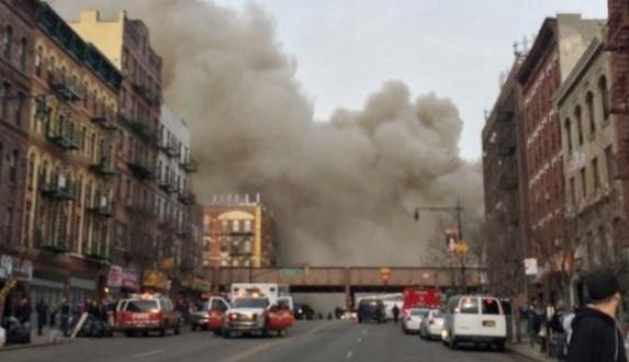 آسوشیتدپرس: انفجار در نیویورک حداقل ۲۹ مجروح بر جای گذاشته است
