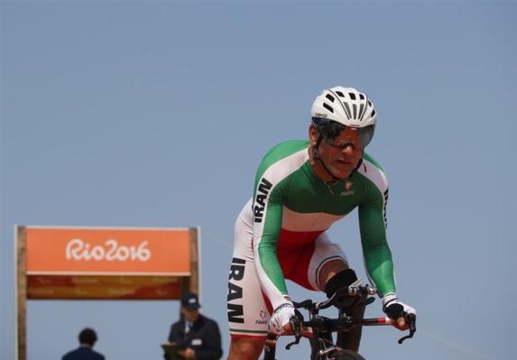 یک دوچرخهسوار ایرانی در پارالمپیک ریو 2016 جان باخت