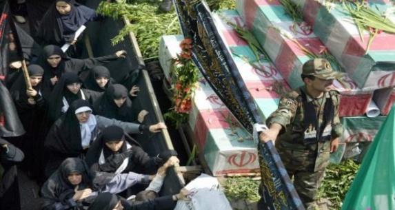 نوزده تن دیگر از شبهنظامیان ایران در سوریه کشته شدند