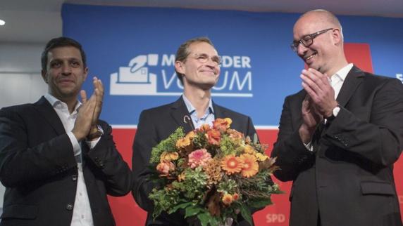 حزب سوسیال دمکرات آلمان در انتخابات ایالت برلین پیروز شد