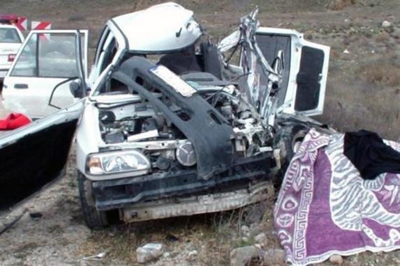 پنج کشته در واژگونی سمند، با 15 سرنشین