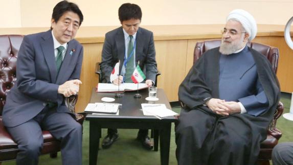 درخواست ژاپن ازایران با کره شمالی قطع رابطه نظامی داشته باشد