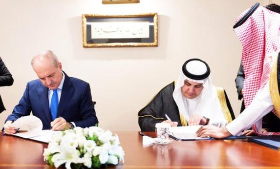 توسعه همکاریهای مشترک پادشاهی سعودی و ترکیه در حوزه رسانه ای