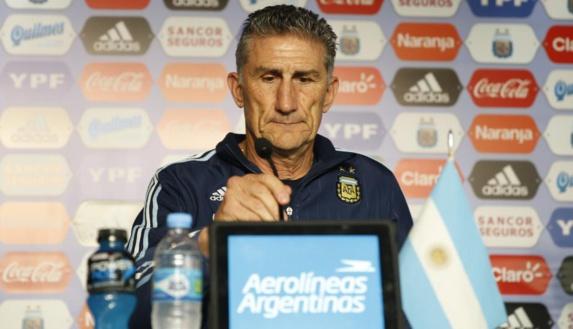 سرمربی تیم ملی آرژانتین: تیم ملی آرژانتین بدون مسی هم آماده است
