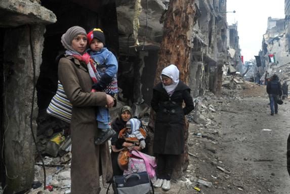 ادامه محکومیت جنایات جنگی در سوریه و هشدار اتحادیه اروپا به حامیان رژیم بشار اسد