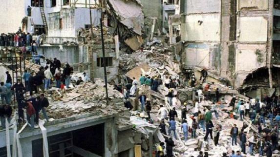 انفجارتروریستی آمیا درآرژانتین