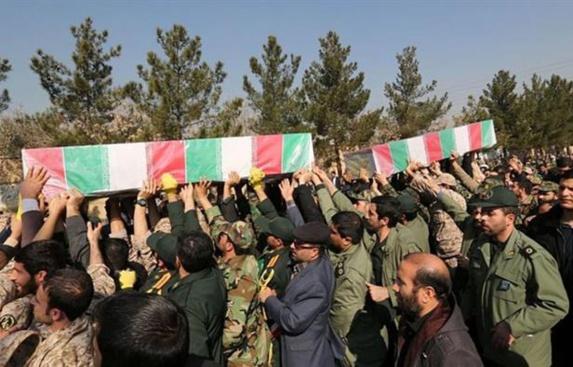 کشته شدن سه تن از پاسداران رژیم ایران در سوریه