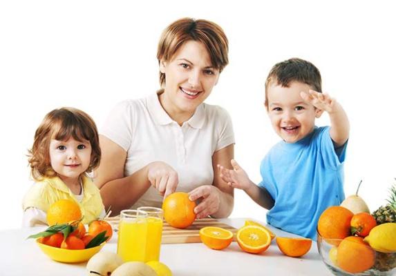 آشنایی با میوه های ضد ویروس!