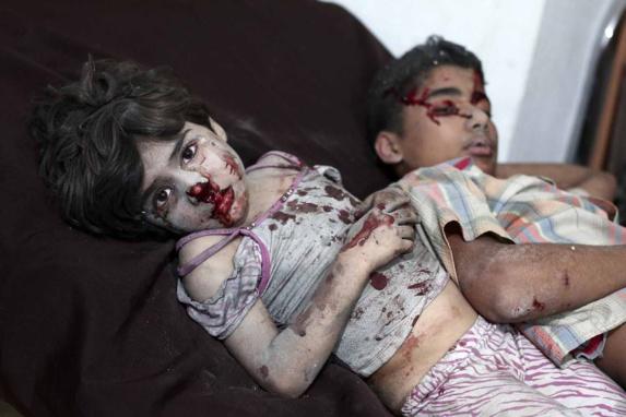 سازمان ملل در مورد تبدیل شدن شهر حلب به گورستانی بزرگ هشدارداد