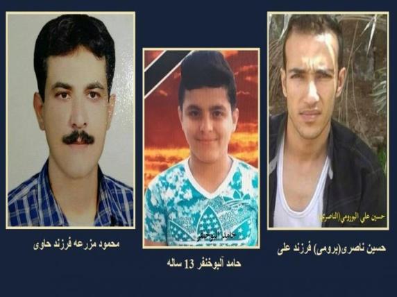 حمله نیروهای امنیتی به مراسم تشییع جنازه در «عبادان»