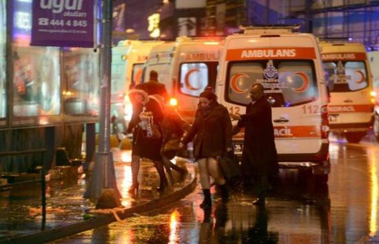 عامل حمله تروریستی به باشگاه شبانه در استانبول دستگیر شد