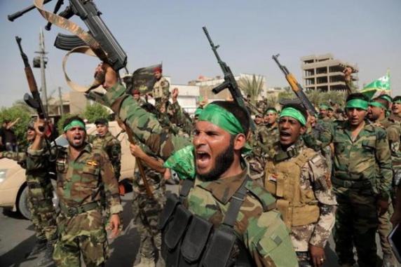 ارتکاب جنایات نیروهای عراقی علیه شهروندان سنی