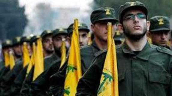 شبهنظامیان حزبالله لبنان
