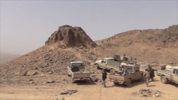 به هلاکت رسیدن پنج تن از پاسداران ایران در شمال یمن