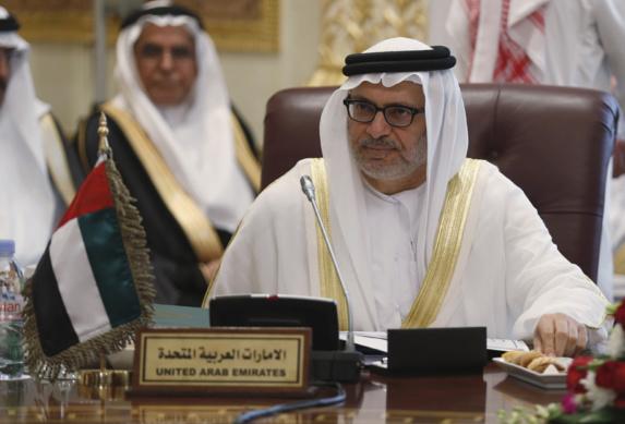 وزیر مشاور امور خارجه امارات: ایران از مداخله در امور کشورهای عربی پایان دهد
