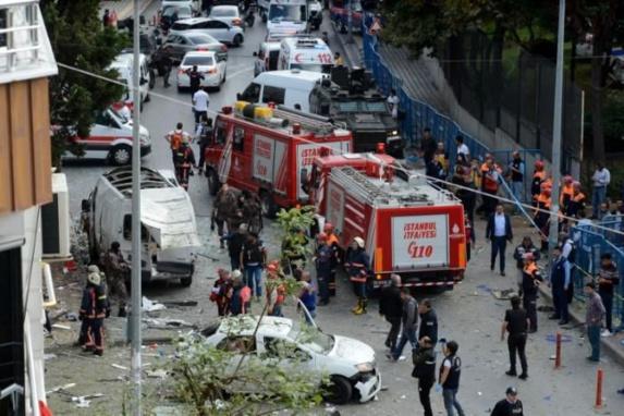 مجروح شدن دهها  نفر در یک حمله تروریستی در الجزایر