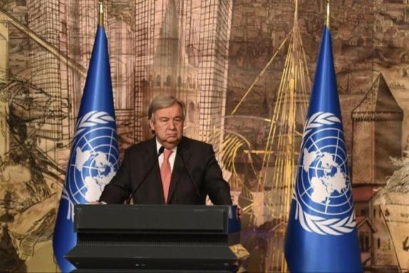 سازمان ملل متحد خواهان خلعسلاح گروه حزب الله لبنان شد
