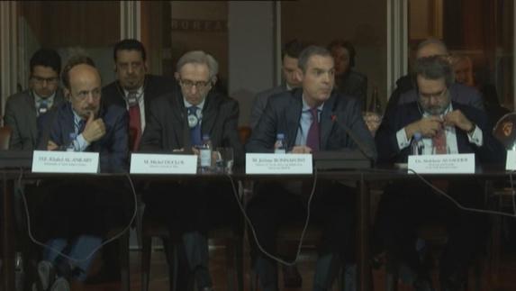 تاکید مشترک مقامات سعودی و فرانسه بر مبارزه با تروریسم