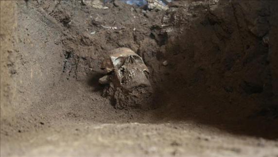 آثارکشف شده متعلق به دوره آشوری در اربیل عراق