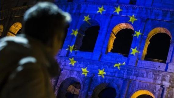 برگزاري شصتمين سالگرد تأسيس اتحاديه اروپا بدون حضور انگليس