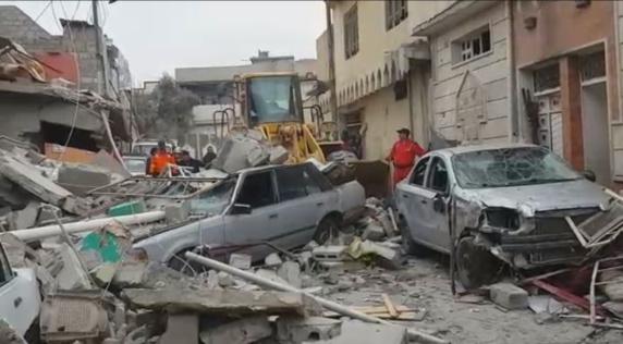 ارتش آمریکا: بمباران موصل به درخواست مقامات عراقی انجام شد
