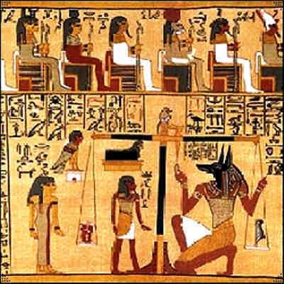 نفرتوم مصر باستان نخستین کسی که با عطر بیماران را درمان میكرد.