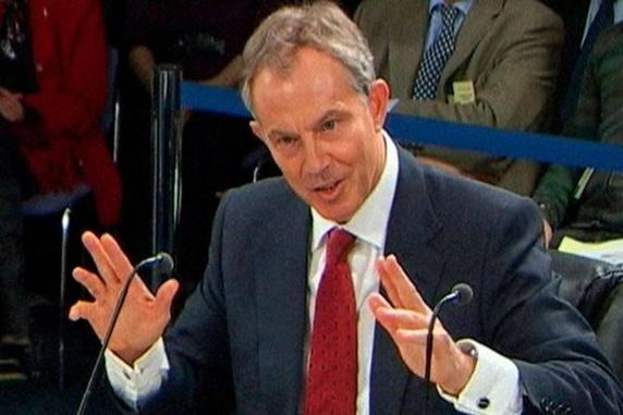 تأکید تونی بلر بر مقابله با دخالتهای ایران در کشورهای منطقه