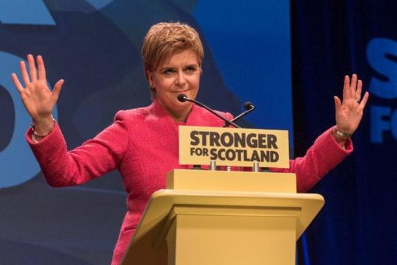 موافقت نمایندگان مجلس اسکاتلند از همهپرسی مجدد برای استقلال از بریتانیا