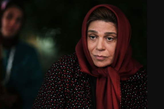 بازیگر زن ایرانی هنگام فیلمبرداری دچار حادثه شد