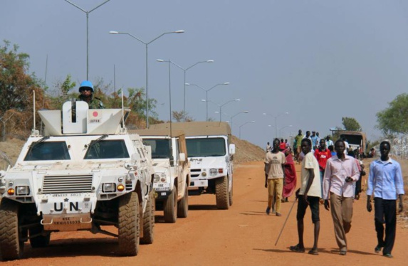 به گروگان گرفته شدن ده نفر از کارکنان سازمان ملل متحد در کنگو