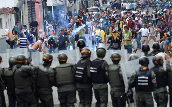 کشته شدن 23 نفر دراعتراضات ضد دولتی ونزوئلا