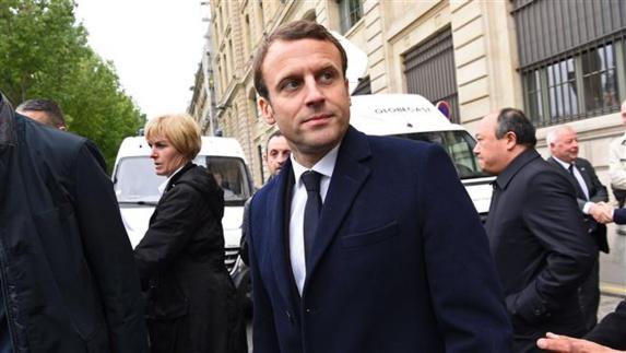 انتخابات فرانسه، هدف حمله هکرهای روسیه قرار گرفت