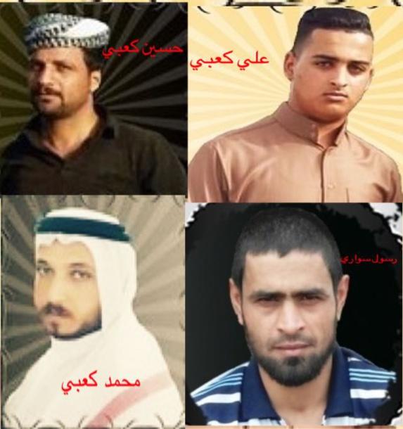 ادامه موج بازداشت های عقیدتی و فرهنگی توسط وزارت اطلاعات در احواز