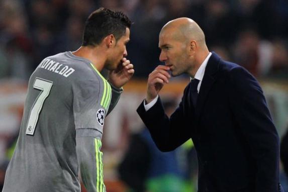 سرمربی فرانسوی رئال مادرید توانایی های رونالدو را ستود.