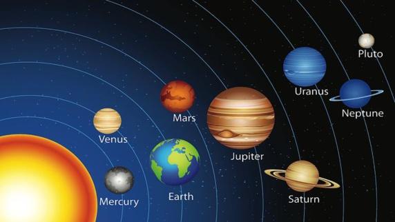 سیاره مشتری قدیمیترین سیاره منظومه شمسی با 4.6 میلیارد سال عمر