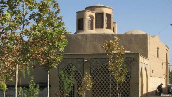 تصاویری از کنیسههای یهودیان اصفهان