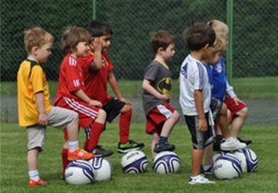آماده سازی ذهن کودکان برای ورزش