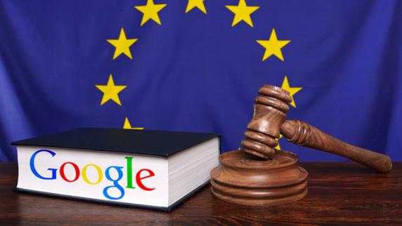 اروپا گوگل را به پرداخت دو میلیارد یورو جریمه محکوم کرد