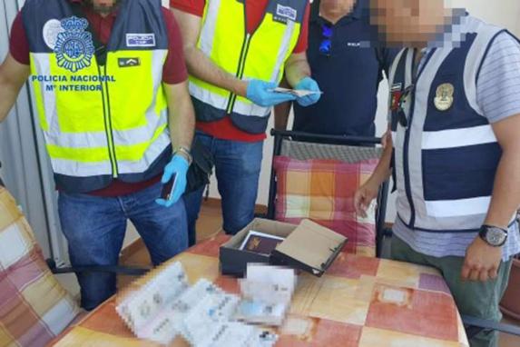 پلیس اسپانیا باند بزرگ و بین المللی قاچاق انسان از آسیا و ایران به انگلستان را متلاشی کرد