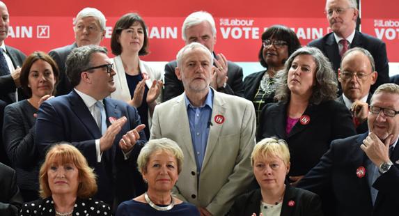 پیشنهاد حزب کارگر بریتانیا به جایگزینی برگزیت نرم