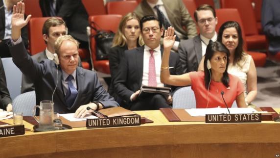 شورای امنیت سازمان ملل متحد شلیک موشک کره شمالی بر فراز آسمان ژاپن را محکوم کرد