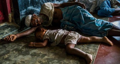 تصاویری از کشتار بی رحمانه مسلمانان روهینگیا توسط گروههای تندرو بودایی